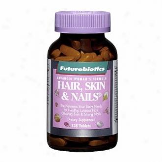 Futurebiotics Hair, Skin & Nai1s, Tablets