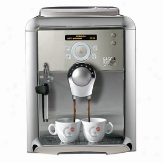 Gaggia Espresso Machine, Platinum Swing Up, Champagne