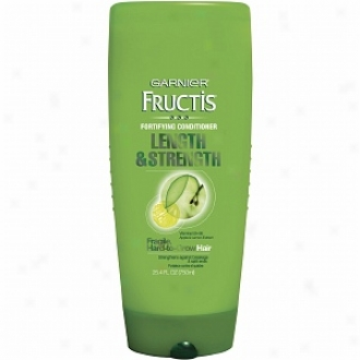 Garnier Fructis Hiarcare Fortifying Cream Conditioner, Length & Strength