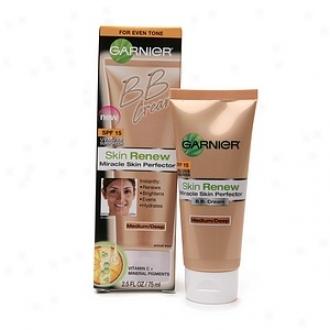 Garnier Skin Renew Miracle Skin Perfector B.b. Cream Medium/deep