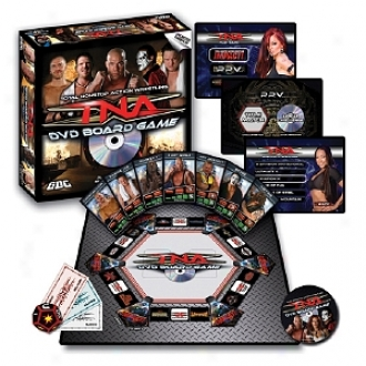 Gdc-gamedevco Total Non-stop Subject Wrestling Dvd Game Ages 10 And Up