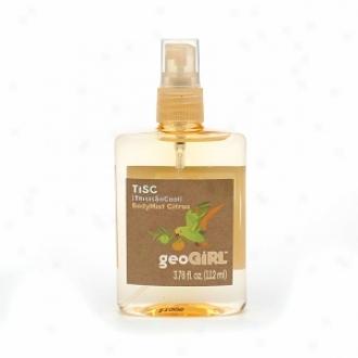 Geogirl Tisc (thisissocool) - Bofy Mist, Body Mist/citrus