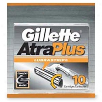 Gillette Atra Plus, Refilp Cartridges