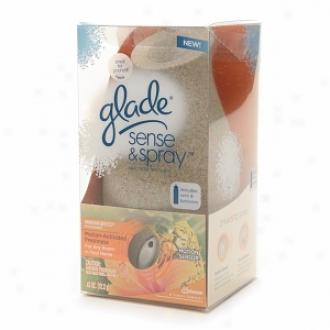 Glade Sense & Spray Automatic Freshner, Hawaiian Breeze