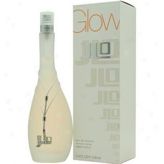 Incandescence Bg J.lo Women's Eau De Toilette Natural Spray 3.4 Oz