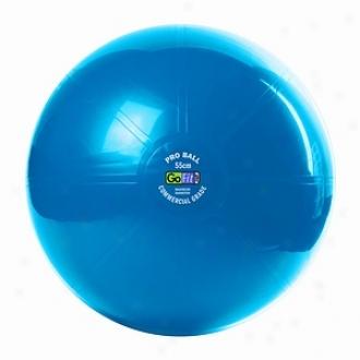 Gofit 2000lb Professional Core Stability Dance 55cm Blue