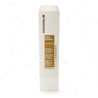 Goldwell Dual Senses Rich Repair Conditioner For Dry, Damaged Or Stressed Hair