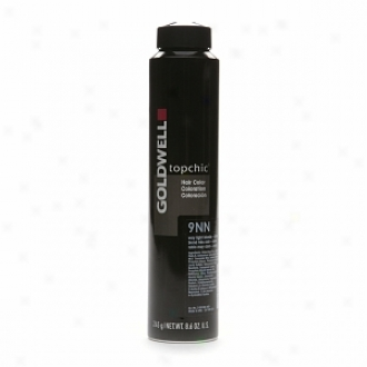Goldwell Topchic Hair Color, Very Light Blonde- Extra 9nn