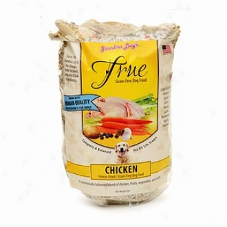 Grandma Lucy's Mechanic Freeze Dried/grain Free Dog Food, Chicken