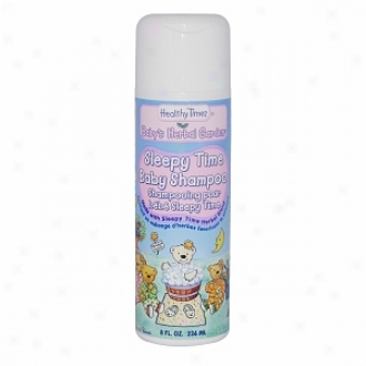 Healthy Times Baby's Herrbal Garden, Sleepy Time Baby Shampoo