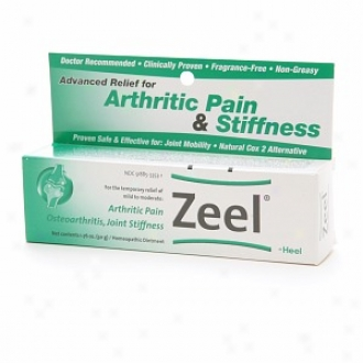 Heel Zeel, Homeopathic Arthritic Pain Relief-Ointment