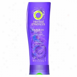 Herbal Essences Tousle Me Softly Conditioner For A Tousled Look