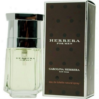 Herrera Eau De Toilette Natural Spray
