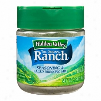 Hidden Valley Salad Dressing & Seasoning Mix, Canister, Original Ranch