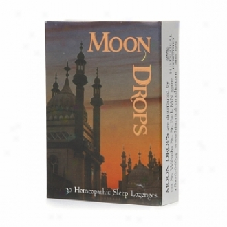 Historical Remedies Moon Drops,  Homeopathic Sleep Therapy