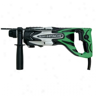 Hitachi Power Tools 15/16  Ss Plus D Handle Rotary Hammer Dh24pf3