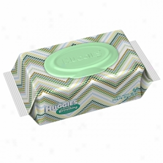 Huggies Naturally Refreshing Baby Wipes, Soft Pack, Cucumber & Green Tea