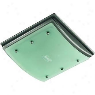 Hunter 90065 Bent Alabaster Glass Bathroom Fan Model 90064