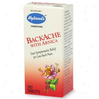Hyland's Backache Attending Arnica, Tablets
