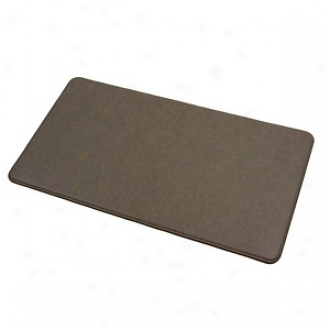 Imprint By Stately Anti Fatigue Comfort Mat, Nantucket Series, 26x48, Mocha