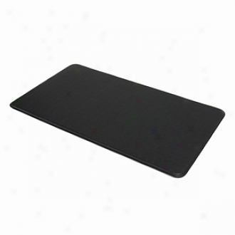 Imprint By Sublime Anti Fatigue Comfort Mat, Nantucket Series, 20 X 36, Black