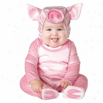 In Character Costumes This Lil' Piggy, 12-18 Mo