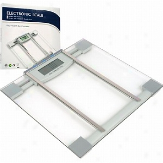 In Shape Digital Scale - Body Weight, Fat And Hydration