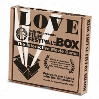 Indiefoix Film Festival In A Box: Feel Good Love Stories Ages 12+
