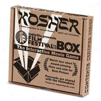 Indieflix Film Festival In A Box: Kosher, Ages 12+
