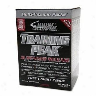 Inner Armour Training Peak Post Workout Multi-vitamin Packs