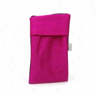 Instapocketz The Fashionable On-the-go Wrist Pocket, Hot Pink