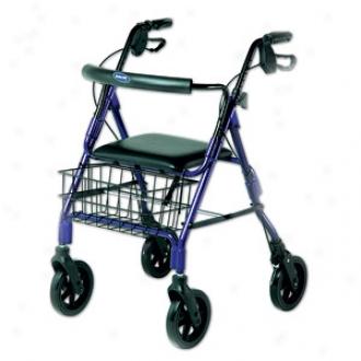 Invacare Contour Soft Seat Rollator