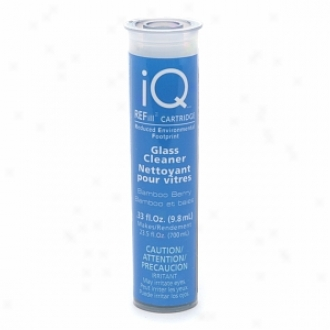 Iq The Smarter Cleaner, Glass Cleaner Refill Cartridge