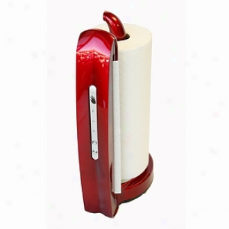 Itouchless Towel-matic Ii Sensor Home Document Towek Dispenser (red)