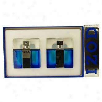 Izod By Phillips Front Heusen Set-edt Spray 3.4 Oz, Aftershave 34 Oz For Men