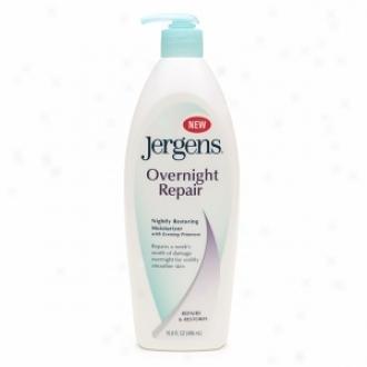 Jergens Last night Repair Nightlh Restoring Moisturizer