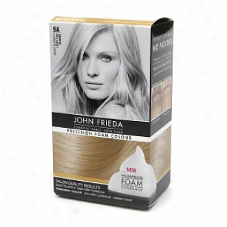 John Frieda Precision Foam Color Precision Foam Colour, 9a Sheer Blonde Light Ash Blonde