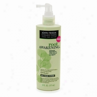 John Frieda Root Awakening Strength Boosting Leave In Spray, All Hair Types