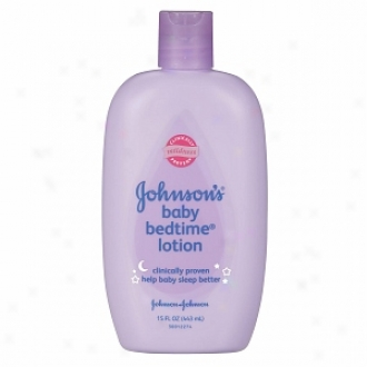 Johnsons Baby Bedtime Lotion, Bedtime