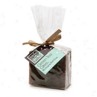 Joyful Bath Co Recharging Bath Soap, Green Infusion  Glee