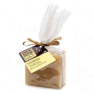 Joyful Bath Co Relieving Bath Soap, Mellow Yellow