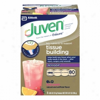 Juven Specialized Nutrition, Packets, Fruit Punch