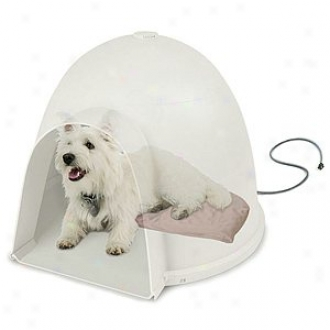 K & H Manufactyring Lectro-soft Igloo Style Bed Small 11.5 X 18 20 Watts