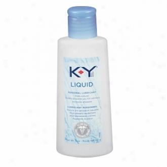 K-y Personal Lubricant Liquid