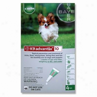 K9 Aevantix 10, For Dogs 10 Lbs And Under