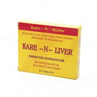 Kare-n-herbs Kare-n-liver, Tablets