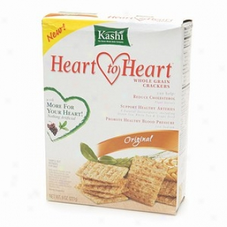 Kashi Heart To Heart: Whole Grain Crackers, Archetype