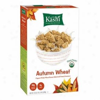 Kashi Organic Promise Cereal, Autumn Wheat