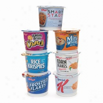 Kellogg's Classic Cereal, 60 Single-serve Cups Assortment Pack