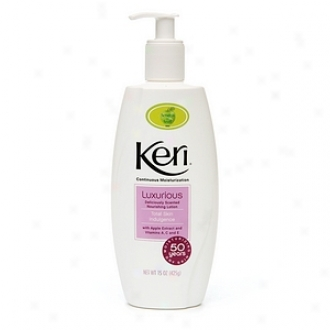 Keri Deliciously Scented Nourishing Lotion, Luxurious